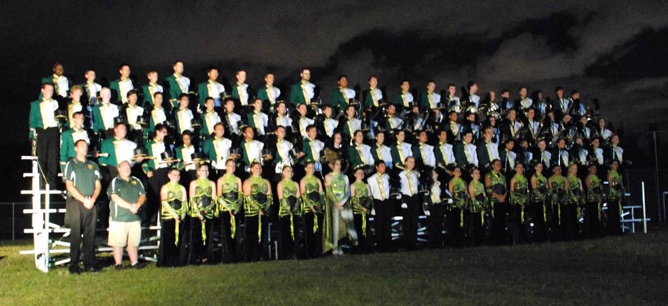 FBA Marching MPA at Palm Beach Central HS - November 10, 2012