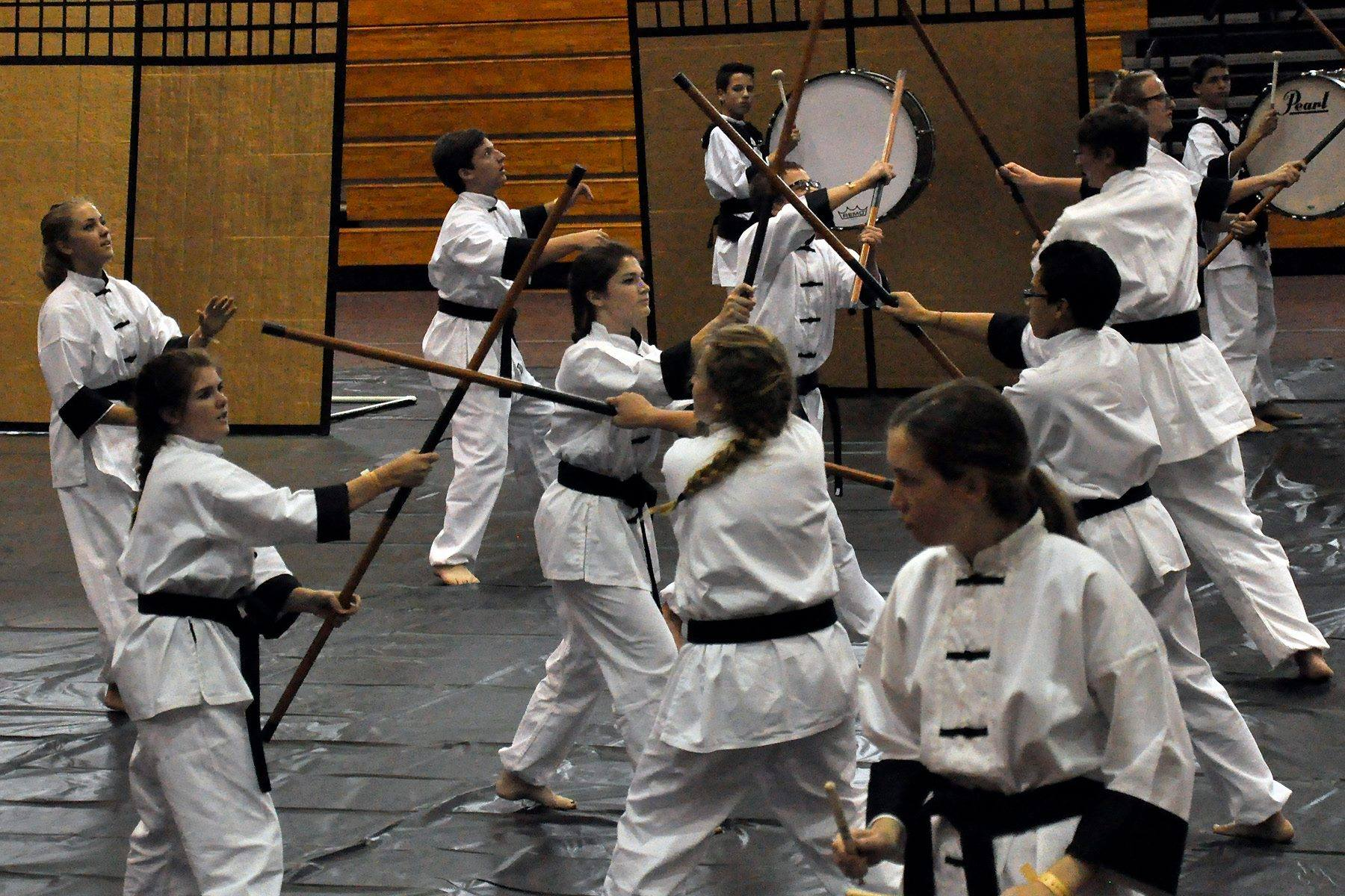 WGI Boca Raton Regional at John I Leonard HS - February 28, 2015