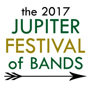 BAND DIRECTORS: Click on this link to register for the 2017 Jupiter Festival of Bands to be held Saturday, October 28, 2017!