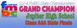 FMBC 2015 Grand Champion Banner
