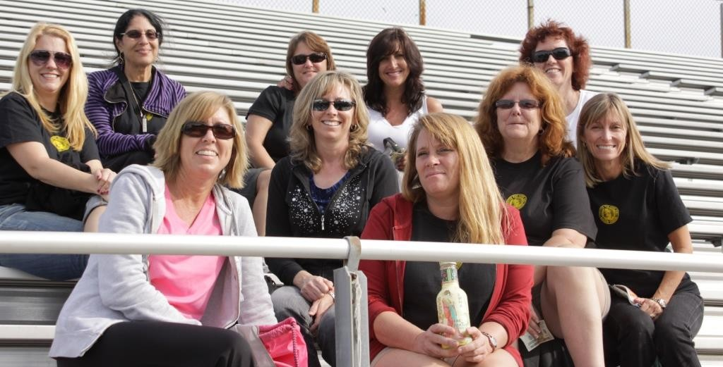 Band Parents: 2012-2103 (Photo by Bonnie McCarthy)